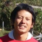 山地 竜馬(鹿児島・口永良部島)